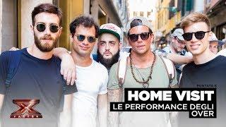 Le performance degli Over | Home Visit