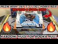 *KABOOM! HUGE ROOKIE PULL!* 2019-20 Panini Prizm Basketball HOBBY BOX Break - $450+ Per Box! (PWD7)