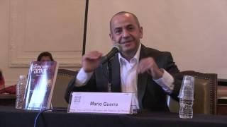 LOS CLAROSCUROS DEL AMOR de Mario Guerra en la FIL Minería 2015