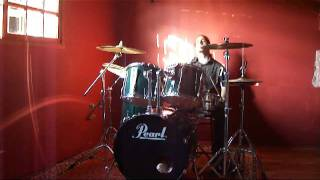 Dark Tranquillity - Inside The Particle Storm Drum Cover