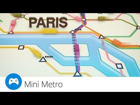 Mini Metro (recenze hry)