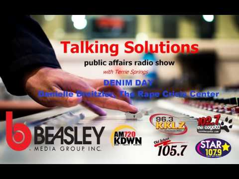 Talking Solutions - The RCC and Denim Day