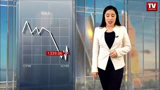 InstaForex tv news: Traders playing safe  (21.02.2018)