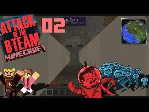 Minecraft B-Team #002 - Ein plötzlicher Wandel [Let's Play Attack of the B-Team]