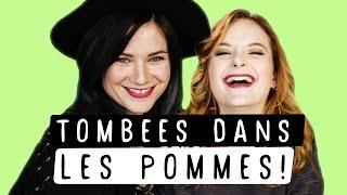 ON TOMBE DANS LES POMMES ! | Estelle Fitz et Pastel