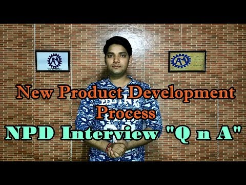 New Product Development Process ! NPD QnA !! ASK Mechnology !!!