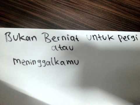 Dewi Sandra ft Pasto Buktikan (To My Lovely)