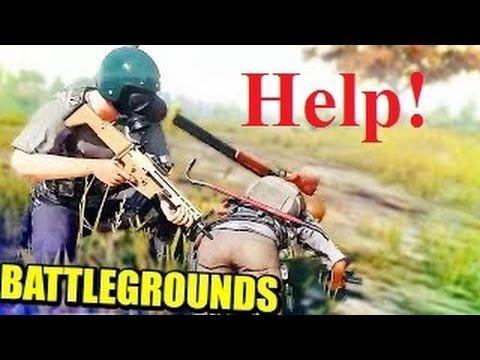 Cùng ThanhTrungGaming Với WaterMan Làm Lính Trong Trò Chơi Sinh Tử-BattleGround #1