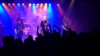 Asphyx - Forerunners Of The Apocalypse - Live @ Protzen Open Air 23.6.2017
