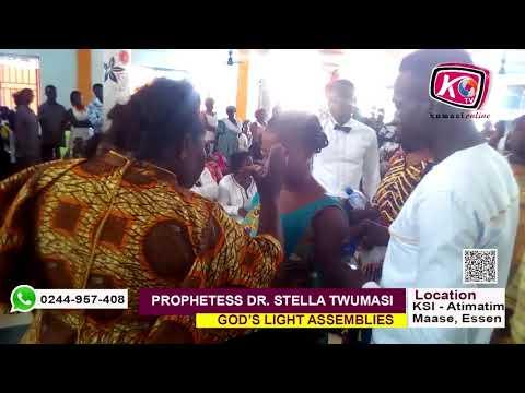 Prophetess Dr. Stella Twumasi ( Mama One )