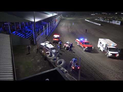 Wild Ride for Trevor Kracht - Rapid Speedway - 8/3/18