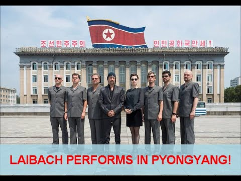 North Korean News Parody on Laibach's First Concert in Pyongyang