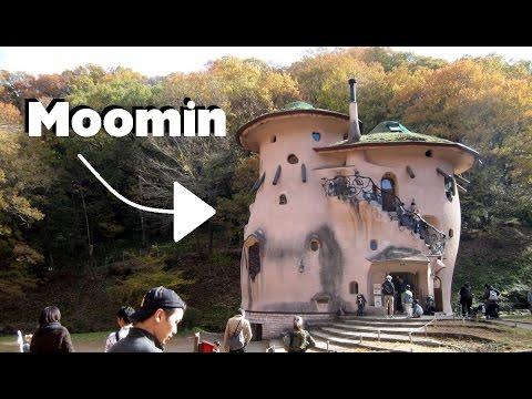 Free Moomin-Themed Park in Saitama, Japan!