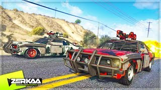 NEW GTA 5 GUNRUNNING DLC! (GTA 5)