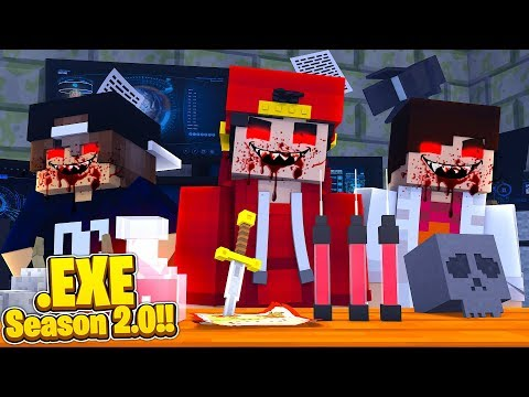 Minecraft .EXE 2.0 - ROPO.EXE & JACK.EXE INVENT A NEW .EXE VIRUS!!!