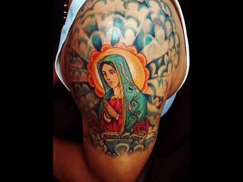 Tatuajes de la Virgen de Guadalupe *** Ideas para tu tatuaje ***