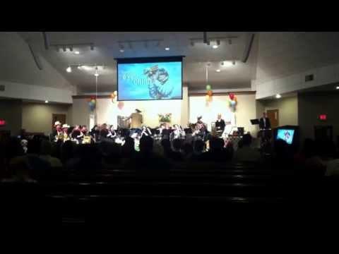 Lone Star Celebration-Falls Baptist Concert Band