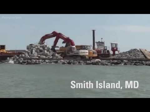A #StrongAfterSandy Featured Community: Smith Island, MD