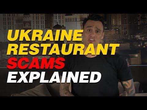 Ukrainian restaurant in Canada
