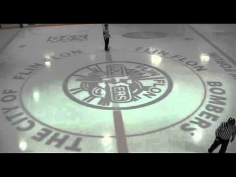 Flin Flon Bombers Highlights vs Weyburn Red Wings Jan 29, 2016