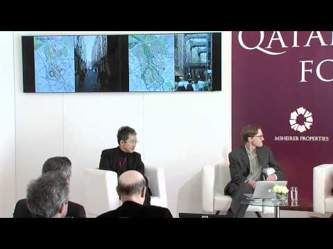 Qatar Urban Forum - A city I love (MIPIM 2012)