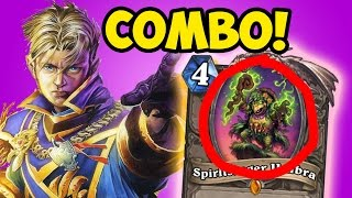 [Hearthstone] The CRAZIEST Priest Deck EVER! (w/ Spiritsinger Umbra)