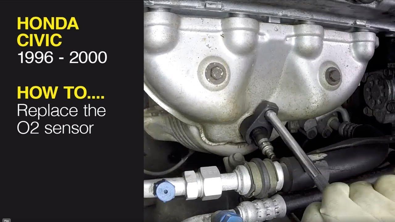1998 Honda Civic Oxygen Sensor Wiring Diagram. Toyota Rav4 ... on