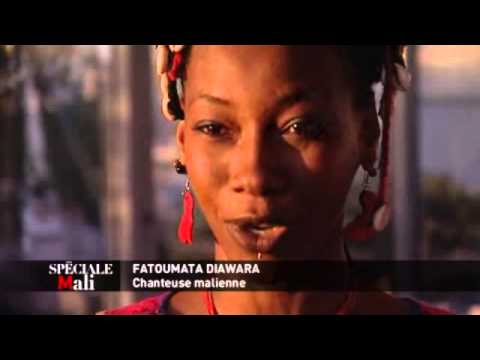 Fatoumata Diawara - TV5 Monde - Interview