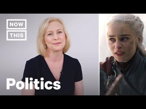 The 'Game of Thrones' Finale Enraged Sen. Kirsten Gillibrand | NowThis