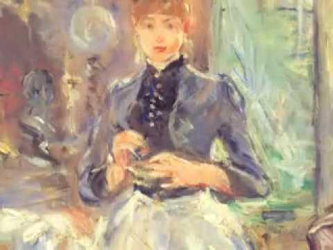 Berthe Morisot Part 1 of 2