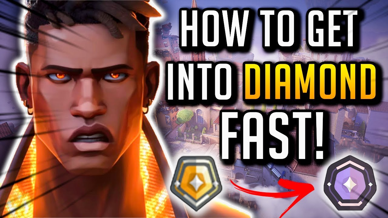 How To Get Into Diamond Fast!
