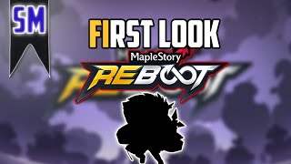 MapleStory Reboot - FIRST LOOK/IMPRESSIONS!
