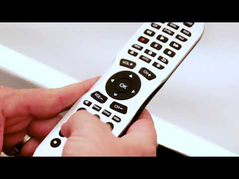 Philips Universal Remote Direct Code Entry