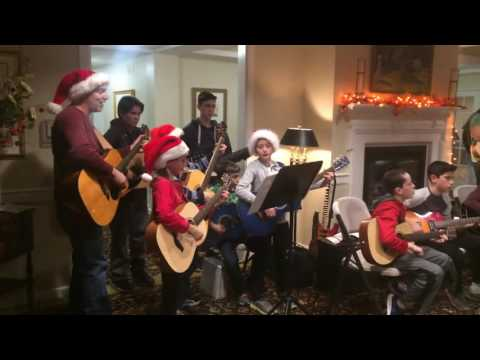 RCGS Holiday Guitar Sing-A-Long 2016