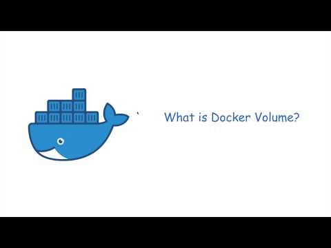 Tutorial #6 | What is Docker volume and How to mount a host directory volume? | Engineer