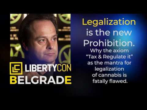 "Marc Emery ""Legalization is the new Prohibition."""