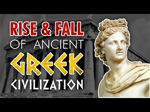 Rise & Fall of Ancient Greece