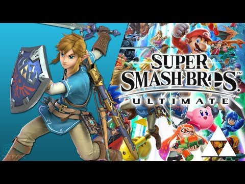 Kass&39;s Theme Zelda: Breath of the Wild New Remix - Super Smash Bros Ultimate Soundtrack