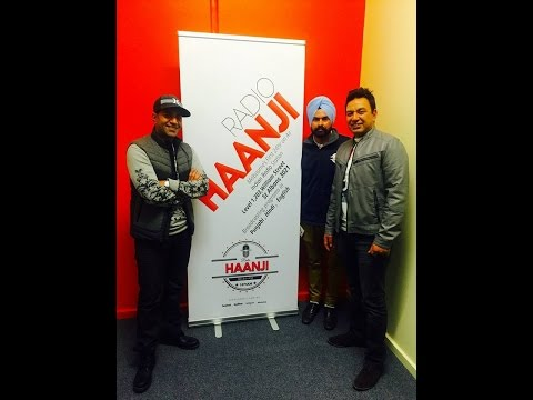 Live Talk Back Interview with Manmohan Waris and Kamal Heer - Radio Haanji 1674AM