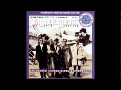 Dave Brubeck Quartet - Like Someone In Love