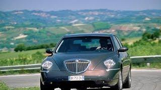 Lancia Thesis 2001 седан