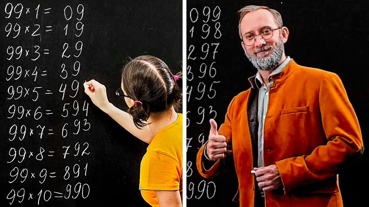 20+ SIMPLE MATH TRICKS YOU DID NOT KNOW ABOUT