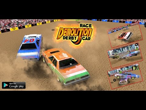 demolition derby car racing - reckless racing free hack