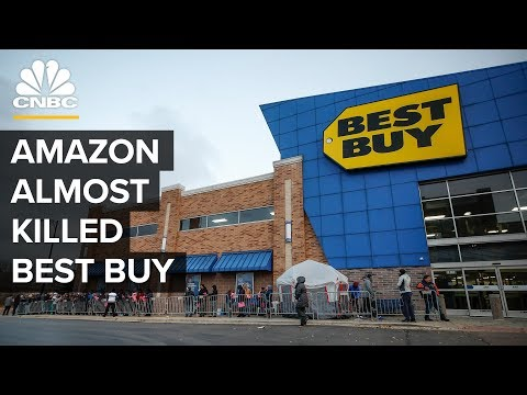 Will Best Buy Survive Amazon?