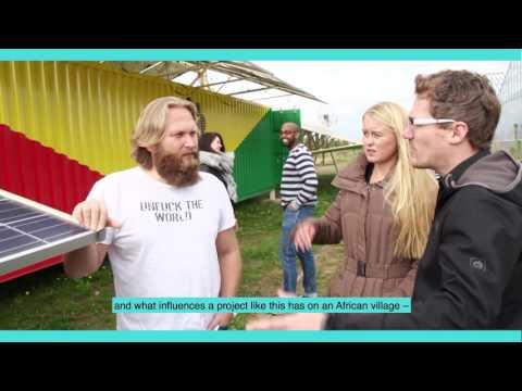 Barikama - Energie für Afrika. Crowdfunding-Video