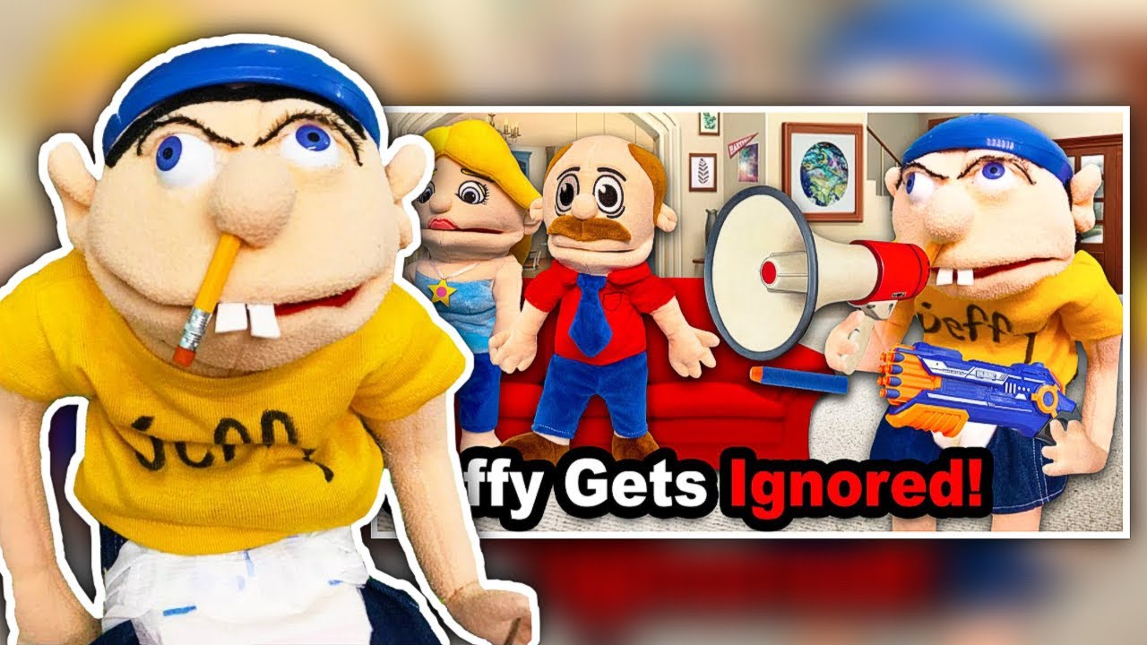 Download SML Movie: Jeffy Gets Ignored! JEFFY REACTION!