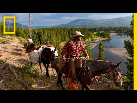 With Horses' Help, Army Veteran Finds Healing in Yellowstone | National Geographic
