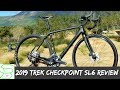 2019 Trek Checkpoint SL6 Review