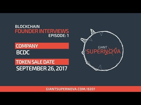 Can Blockchain Protect The Environment and Stop Climate Change? - BCDC Interview