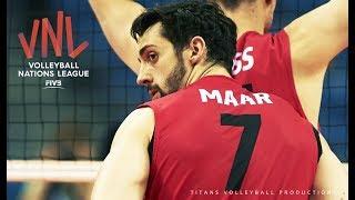 Best Of Stephen Maar | 2018 VNL | Volleyball Canada